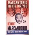 electoral posters marcantonio