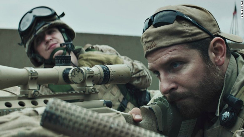 Clint Eastwood's 2014 film American Sniper, starring Bradley Cooper, was shot in Morocco.