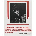 election poster Shirley Chisholm