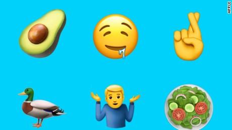 cnnmoney apple emoji