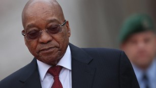 Jacob Zuma: South Africa's 'Teflon President' escapes party backlash