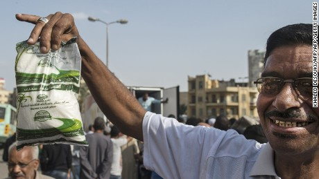 Sugar crash sparks crisis in Egypt