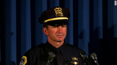 Slain officers identified in Iowa shootings