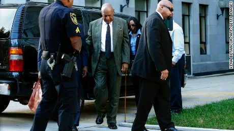 2016: Bill Cosby's deposition on sex, drugs OK for criminal case, judge says
