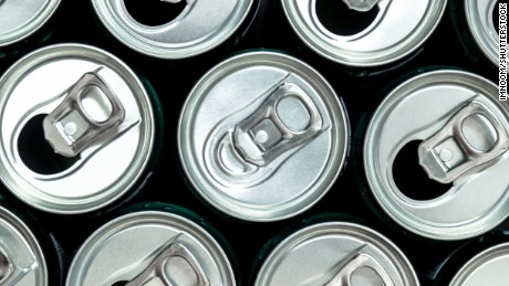 Can energy drinks cause hepatitis?