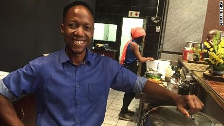 Grillmaster: Nqobani Mlgasi.