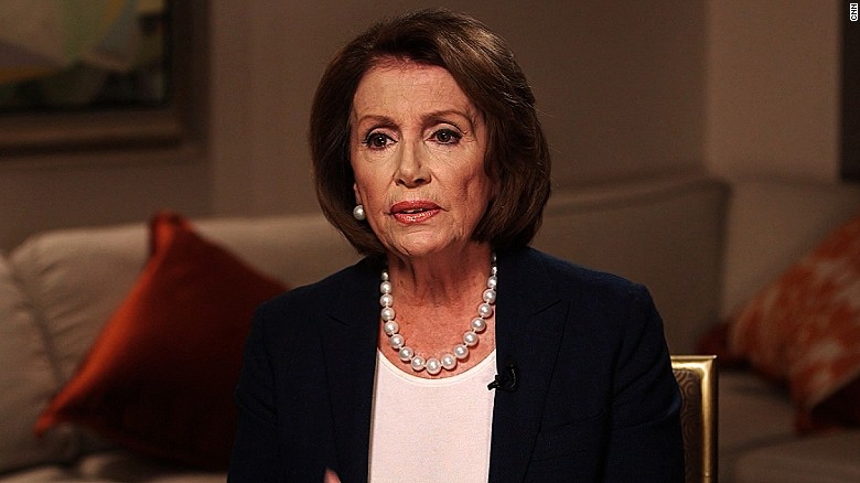 Nancy Pelosi: I think Comey 'made a mistake'