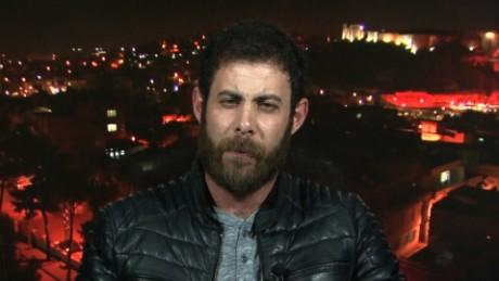 Syrian journalist 'appalled' by Turkish crackdown