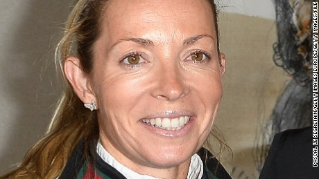 Edwina Tops-Alexander has been to three Olympic Games.