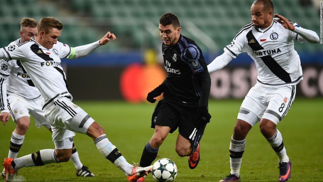 The joy was short lived, however, as Mateo Kovacic found an equalizer just two minutes later.