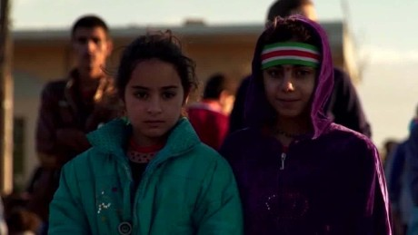 Mosul families caught between fear and freedom