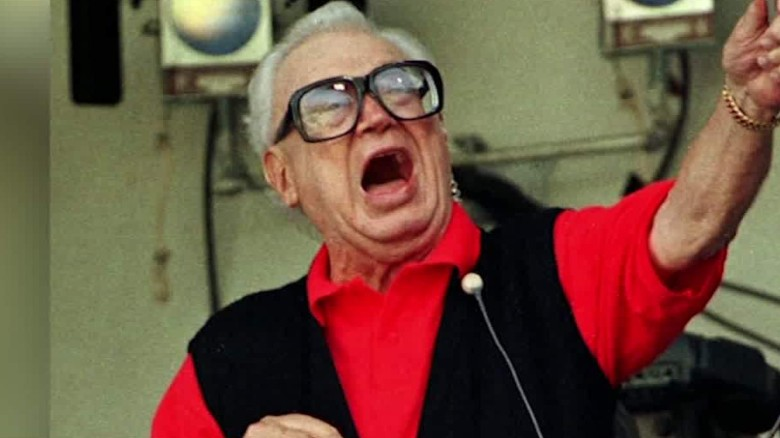 chicago cubs harry caray grandson intv newday _00005703