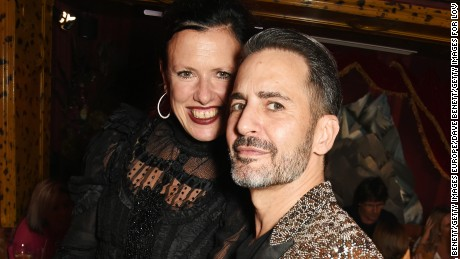 Meet the woman Marc Jacobs calls for advice