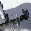 santiago lange boat lifting