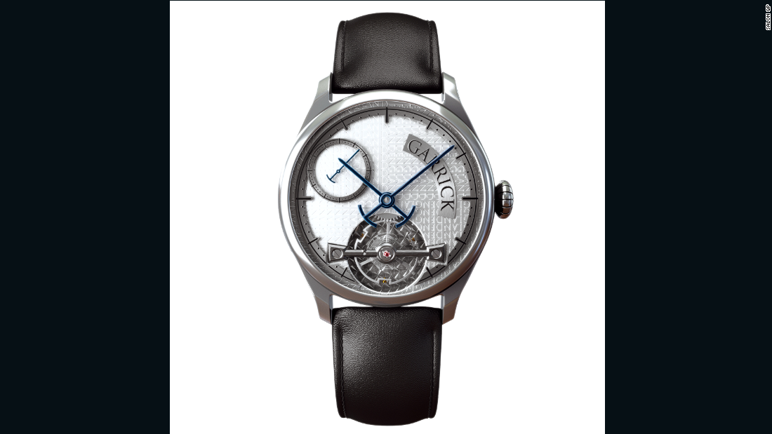 "Their compatriots at <a href=""https://www.garrick.co.uk/"" target=""_blank"">Garrick</a> also revealed a new watch: the Portsmouth. While some of the components were sourced from Switzerland, the $22,000-watch was assembled in the UK."