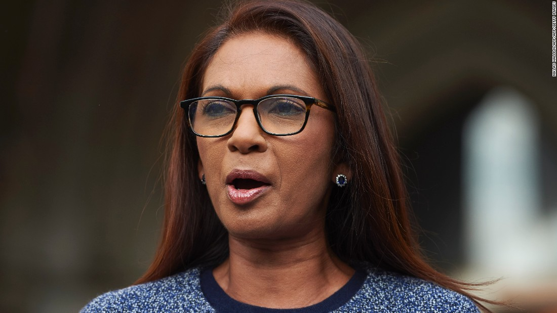 Gina Miller: Woman Behind Brexit Case Gets Death, Rape Threats