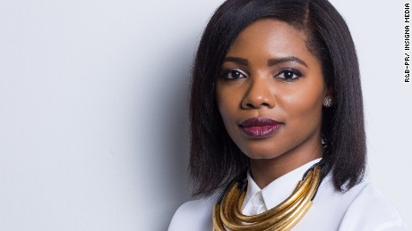 Tokini Peterside - the woman providing a platform for Nigerian art