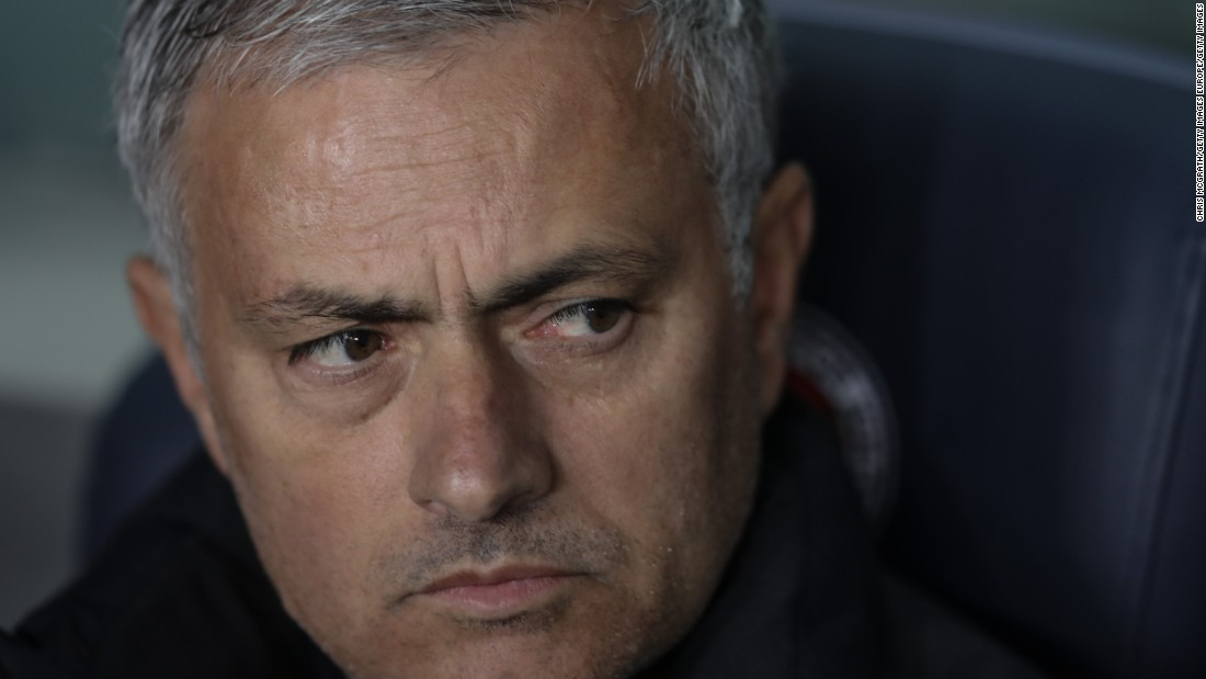 Jose Mourinho was left seething after his Manchester United side was beaten 2-1 by Turkish club Fenerbahce in the Europa League. He laid into his players after the game and questioned their commitment.