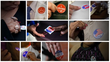 #MyVote: 50 stickers, 50 states and you