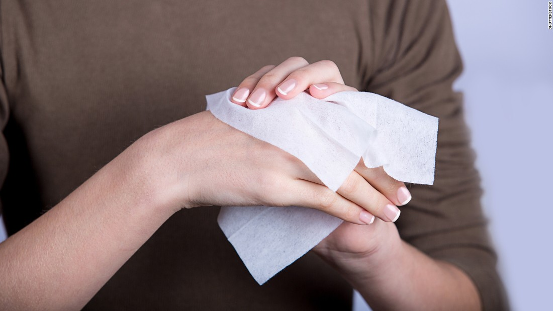 "Wet wipes are increasingly popular for use on skin or household surfaces, which is causing problems further down the line. Although labeled as ""flushable,"" they contain plastic and don't break down easily like toilet paper. When disposed via the toilet, the non-biodegradable products cause blockages and ""<a href=""http://www.bbc.co.uk/newsbeat/article/23586290/britains-biggest-fatberg-removed-from-london-sewer"" target=""_blank"">fatbergs</a>"" in sewers and wash up in huge volumes on beaches. <br />"