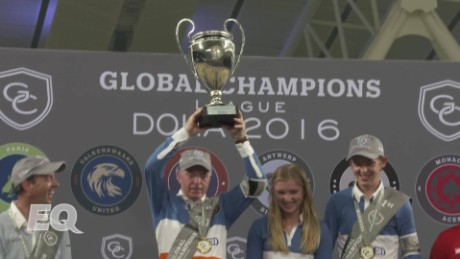 Global Champions League: Valkenswaard triumphs