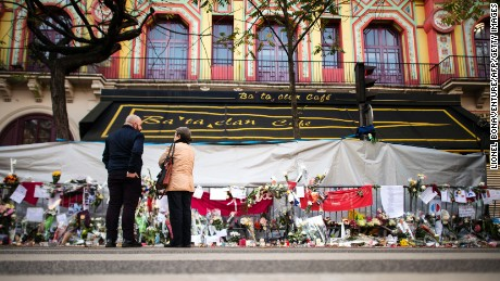 The attack on November 13 2015 killed 89 concertgoers during a performance by Eagles of Death Metal