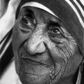 Kelvin Okafor hyper real Mother Teresa