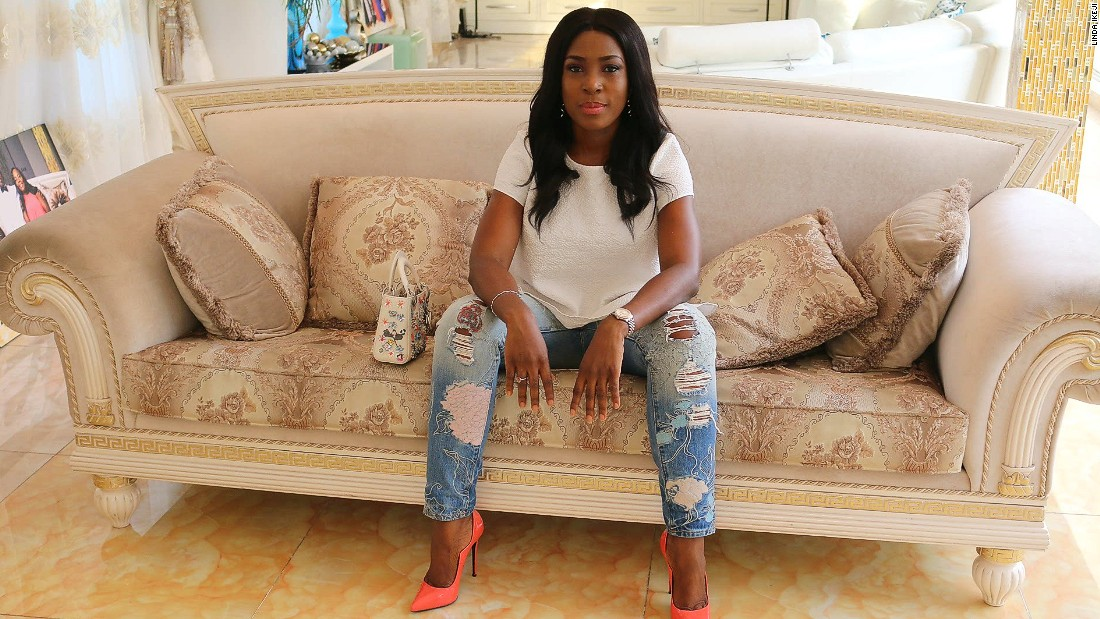 A former model from Lagos, Nigeria, Ikeji says her social network, LIS (Linda Ikeji Social) has something others lack: a one-stop shop for everything online.