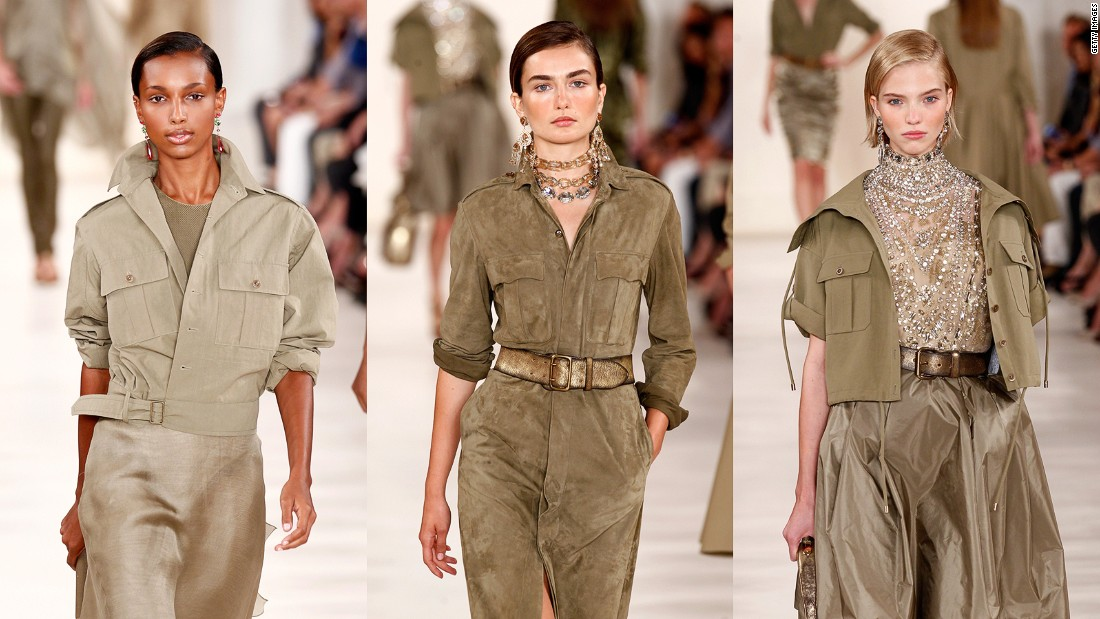 Khaki has been worn by the military since the 1800s, offering comfortable and durable warm-weather uniform options.
