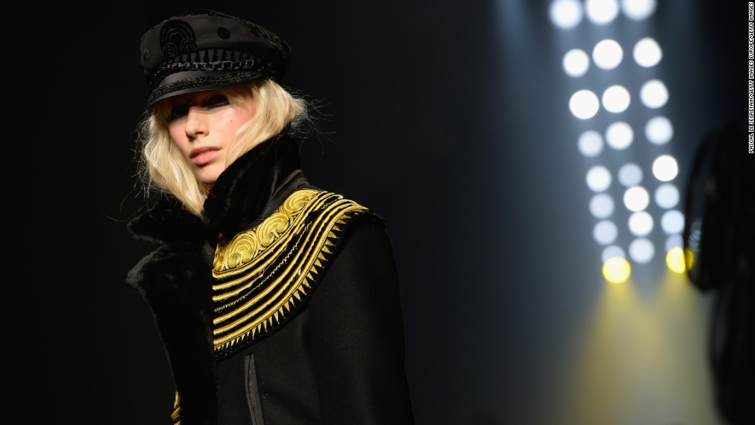 """""""Military Style Invades Fashion,"""" a new book from Phaidon, looks at how battlefield motifs have become contemporary closet mainstays. Gold braiding, for example, was originally meant to provide protection against enemy swords."""