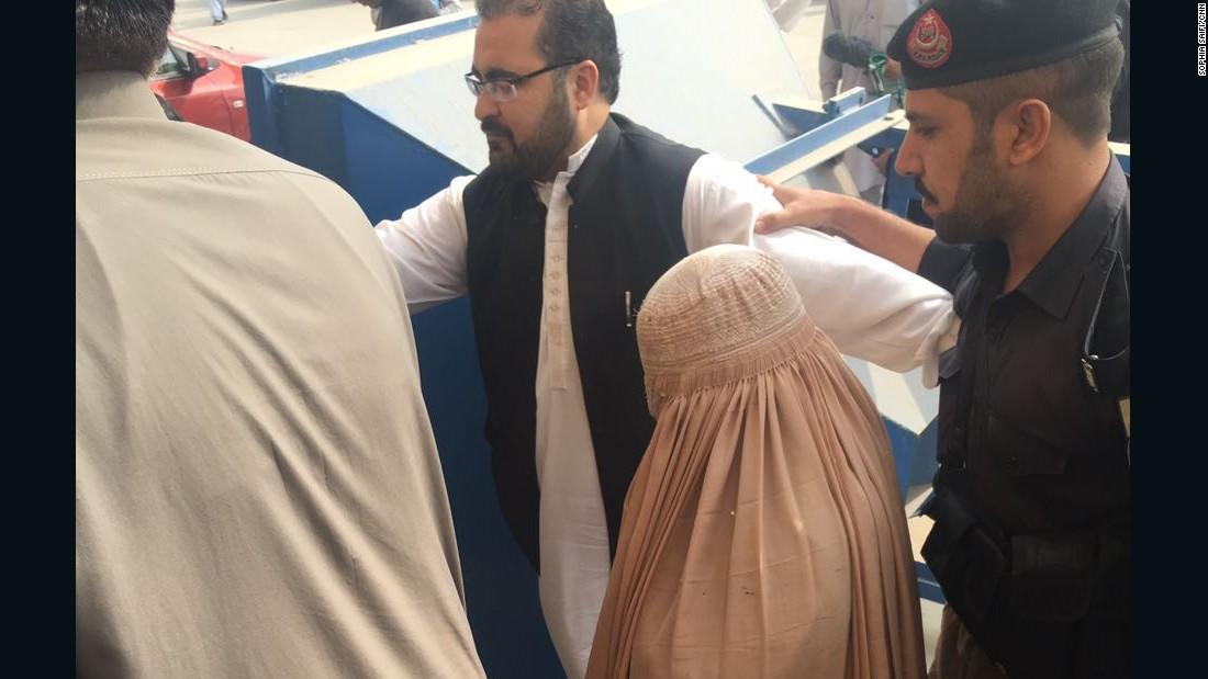 'Afghan Girl': 'I Want To Go Back'
