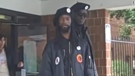 Does 2008 video show voter intimidation?
