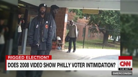 Was it voter intimidation? _00034412