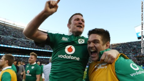 All Blacks stunned by five-try Ireland at Soldier Field