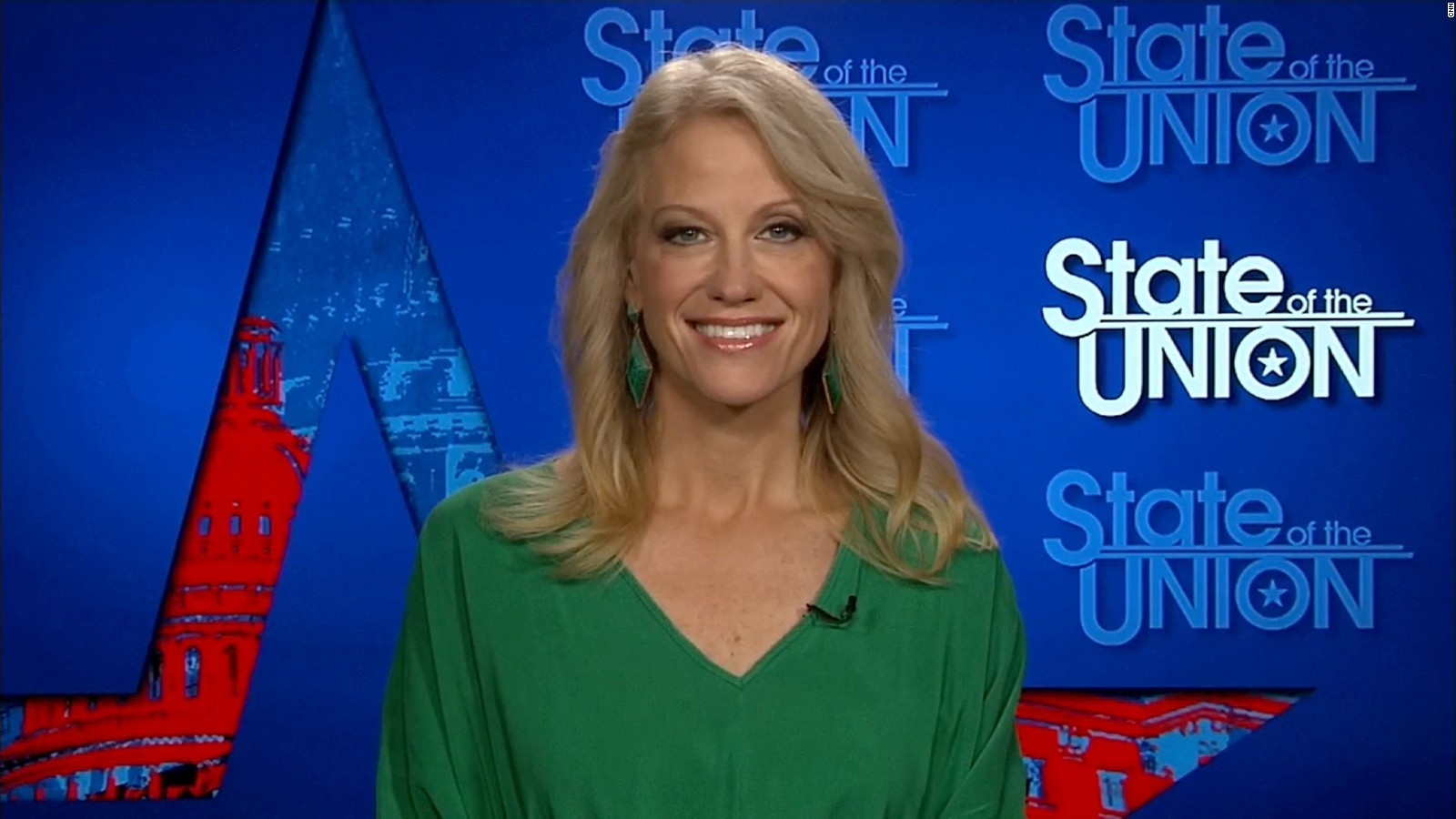 conway excuses assassination attempt retweet