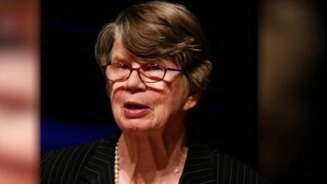 Former Attorney General Janet Reno dies