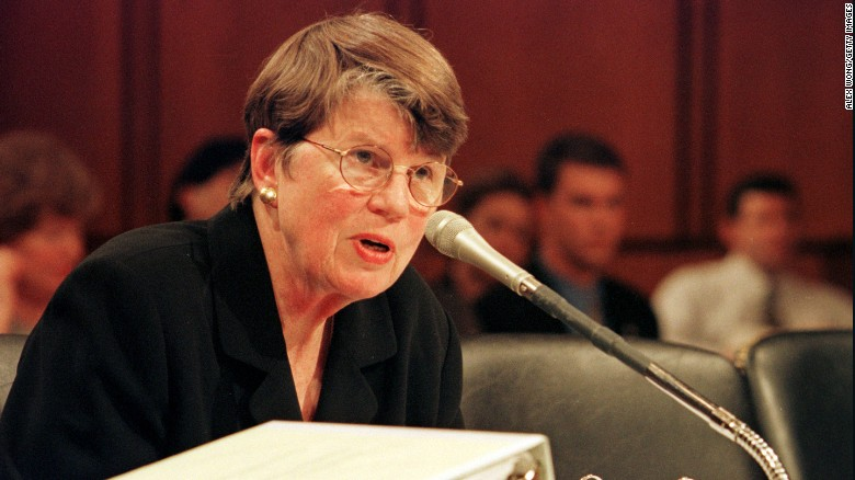 Image result for JANET RENO