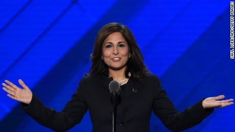 Neera Tanden, a Hillary Clinton confidante, says she doesn't expect Clinton to ever run for office again.