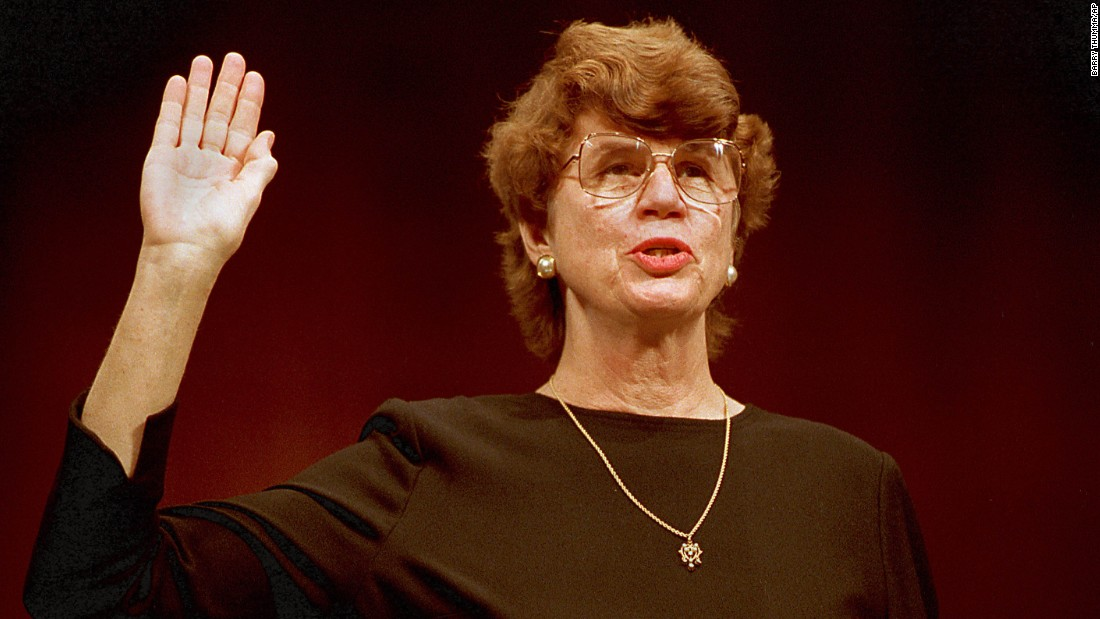 "<a href=""http://www.cnn.com/2016/11/07/politics/janet-reno-dies/"" target=""_blank"">Janet Reno</a>, the first female US attorney general, died November 7 following a long battle with Parkinson's disease, her sister Maggy Hurchalla said. Reno, 78, served in the Clinton White House from 1993 to 2001."