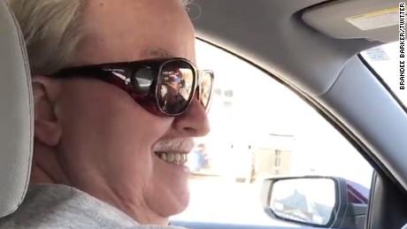 Uber driver Elwood Edwards