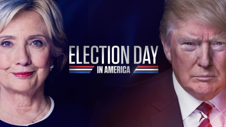 Live: Election night in America