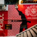 Visual Disobedience by Shepard Fairey