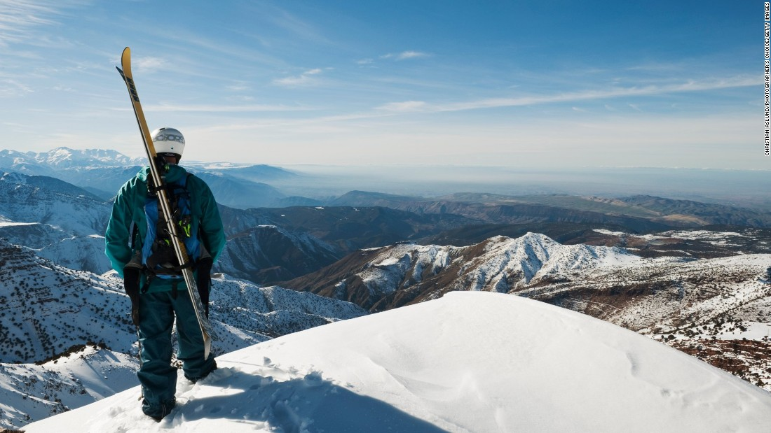 Since the 1930s alpinists have explored the High Atlas mountain range in Morocco. But with a boom in ski tours offering treks to the highest and most remote peaks, its now easy to get more snow for your money.
