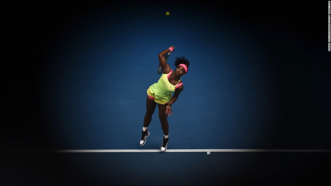 "Serena herself thinks so. After meeting Keys for the first time in the Australian Open semifinals of 2015, which she won in straight  sets, the 35-year-old said of her opponent 14 years her junior: ""It was an honor for me to play someone who will be No. 1 in the future."""