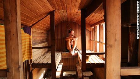 Hot in Helsinki: Saunas.