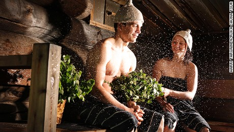 From what to wear to what to do, here are 10 tips for sauna newbies.