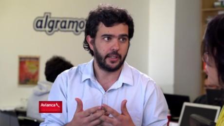cnnee promo web fuerza en movimiento chile startups algramo gabriela frias_00002704