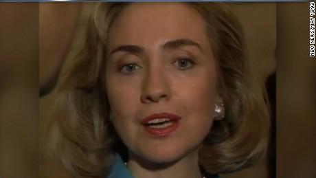 clintons 1993 NBC