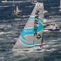 Vendee Globe sailing Safran