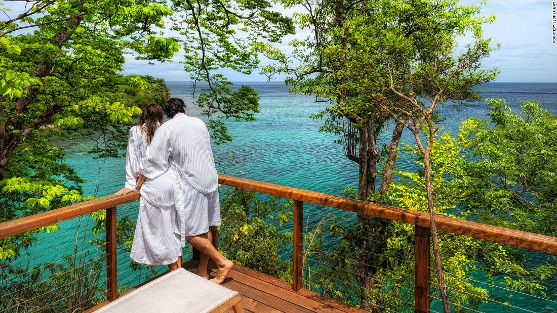 "<strong>World's Best Boutique Hotel 2016: Secret Bay, West Indies -- </strong>""A labor of love on a secluded Caribbean peninsula with panoramic views,"" say the Boutique Hotel Award judges of this luxury eco-lodge on the West Indies' ""nature island"" of Dominica."